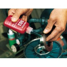 LOCTITE 603 HIGH STRENGTH, OIL TOLERANT RETAINING COMPOUND (GREEN)