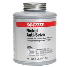 LOCTITE 77164 NICKEL ANTI-SEIZE LUBRICANT (1LB) BRUSH TOP PLASTIC JAR